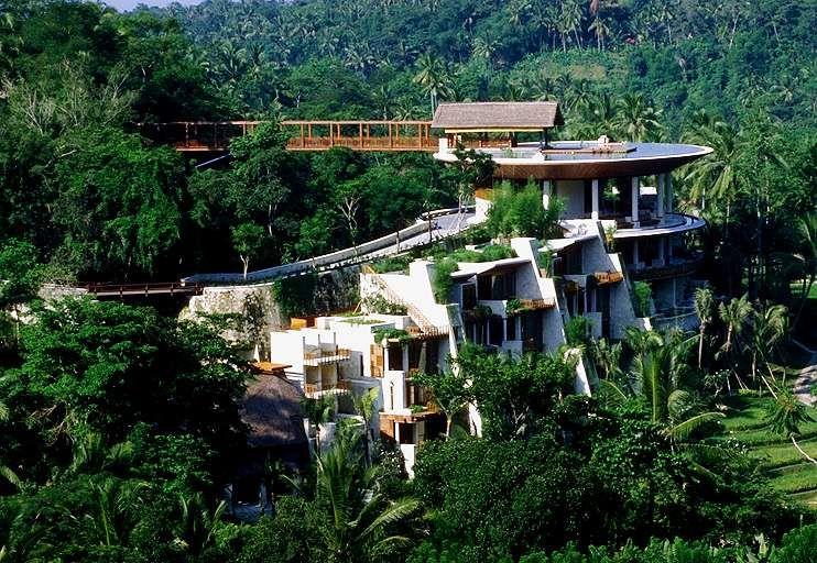 Four Seasons Pool in Bali