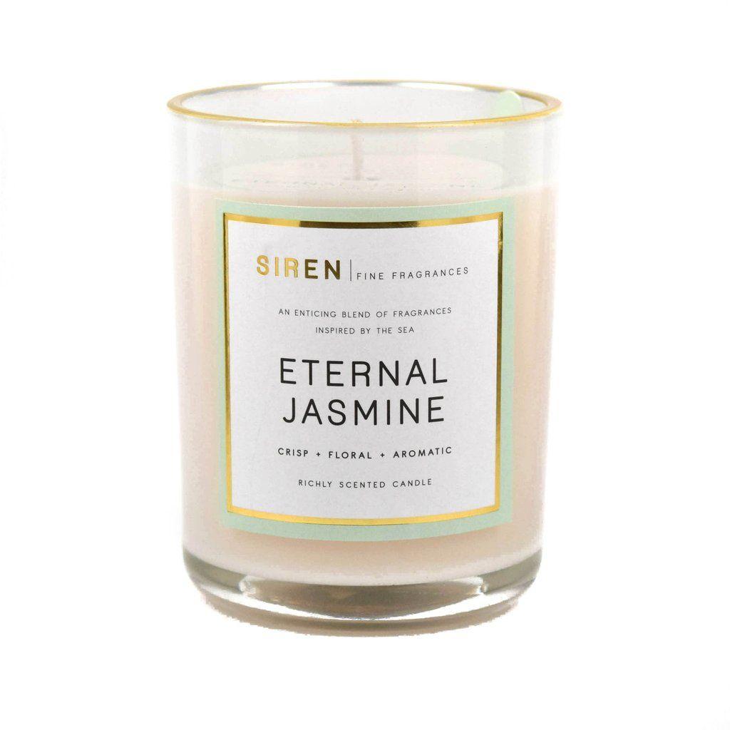 Eternal Jasmine Siren Dw Home Scented Candles Sir5128