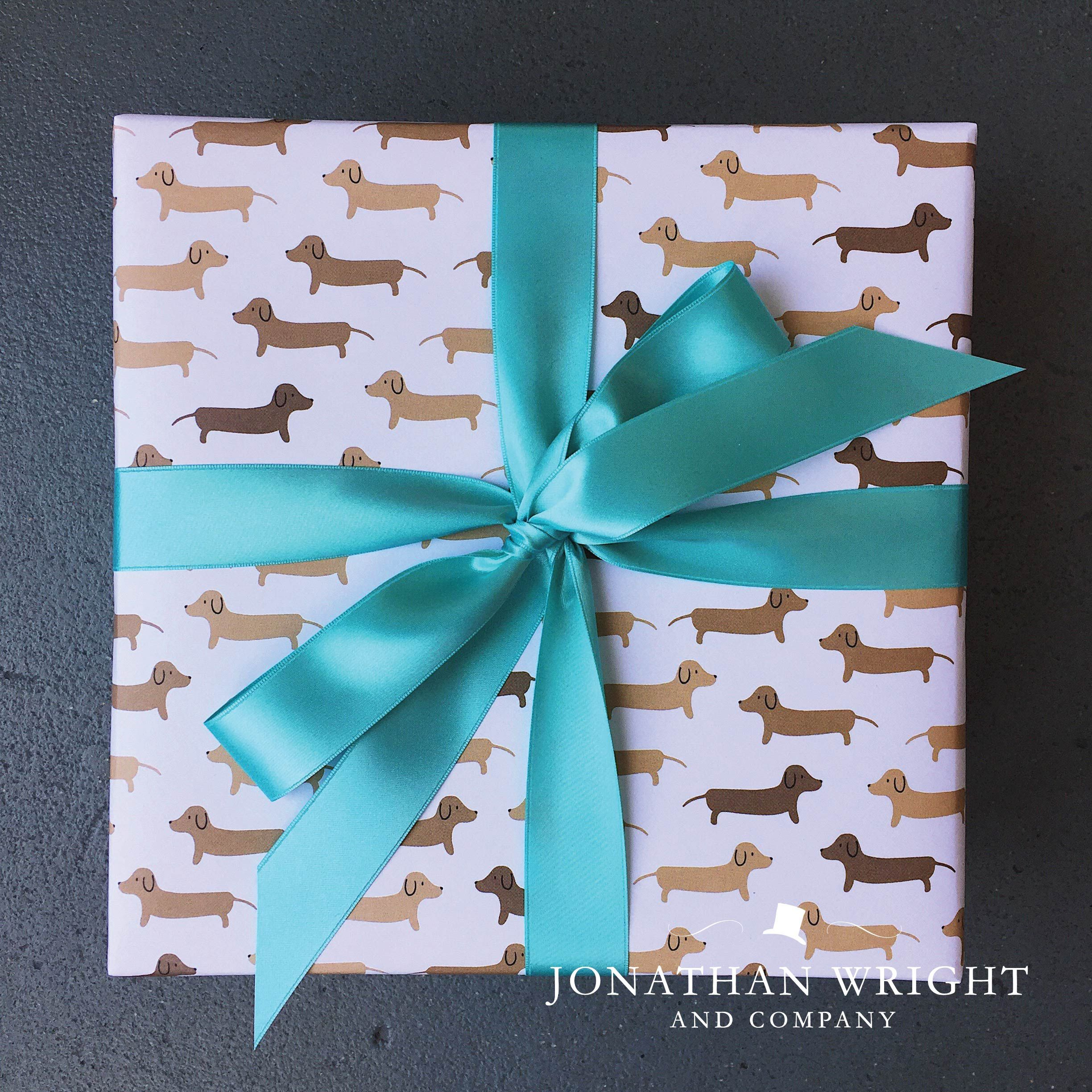 The Cutest Dog Gift Wrap