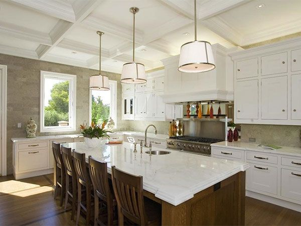 Coffered Ceilings - Coffered Ceiling Designs in 2020 ...