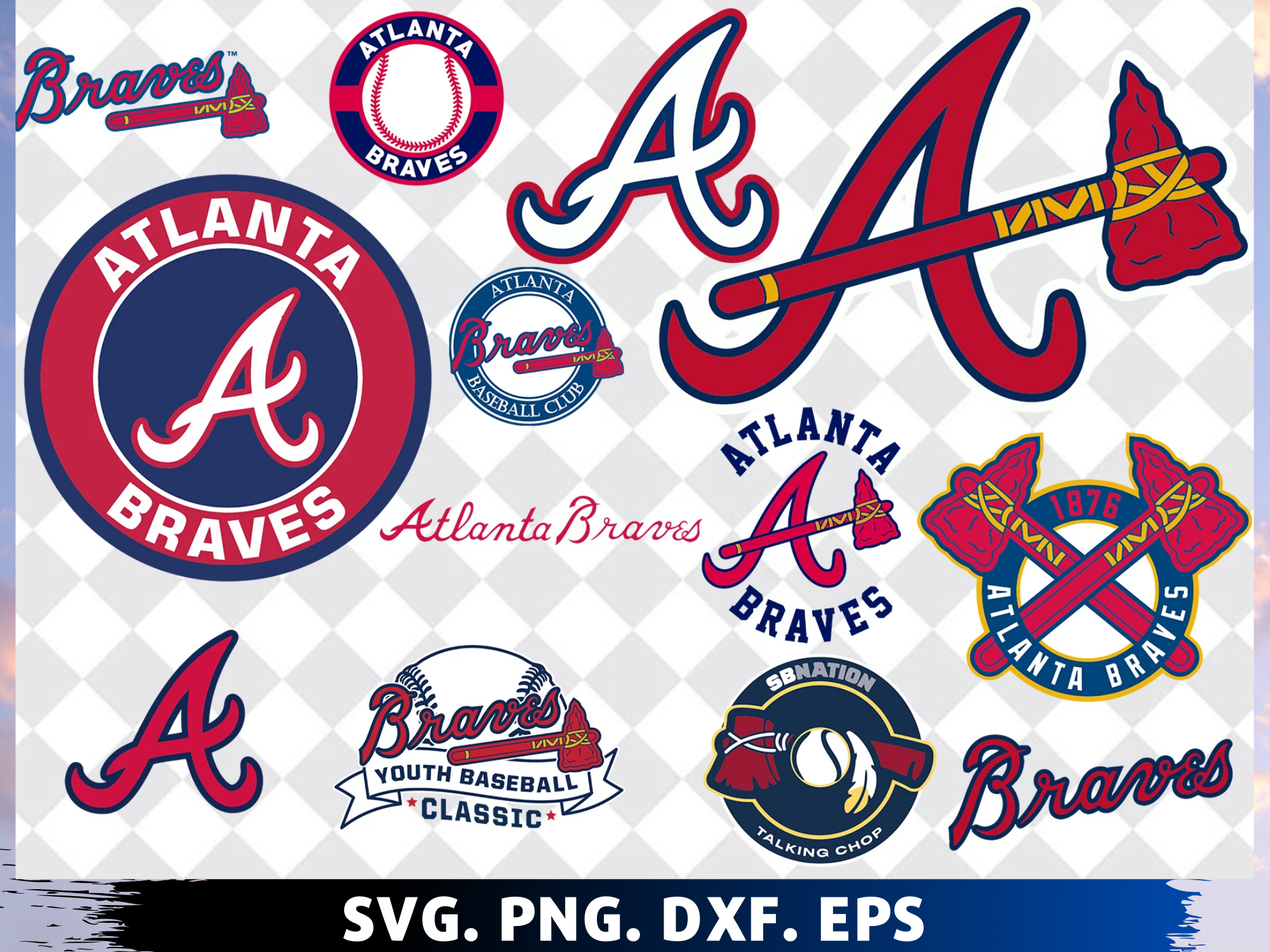 Pin On Mlb Major League Baseball Svg Clipart Logo
