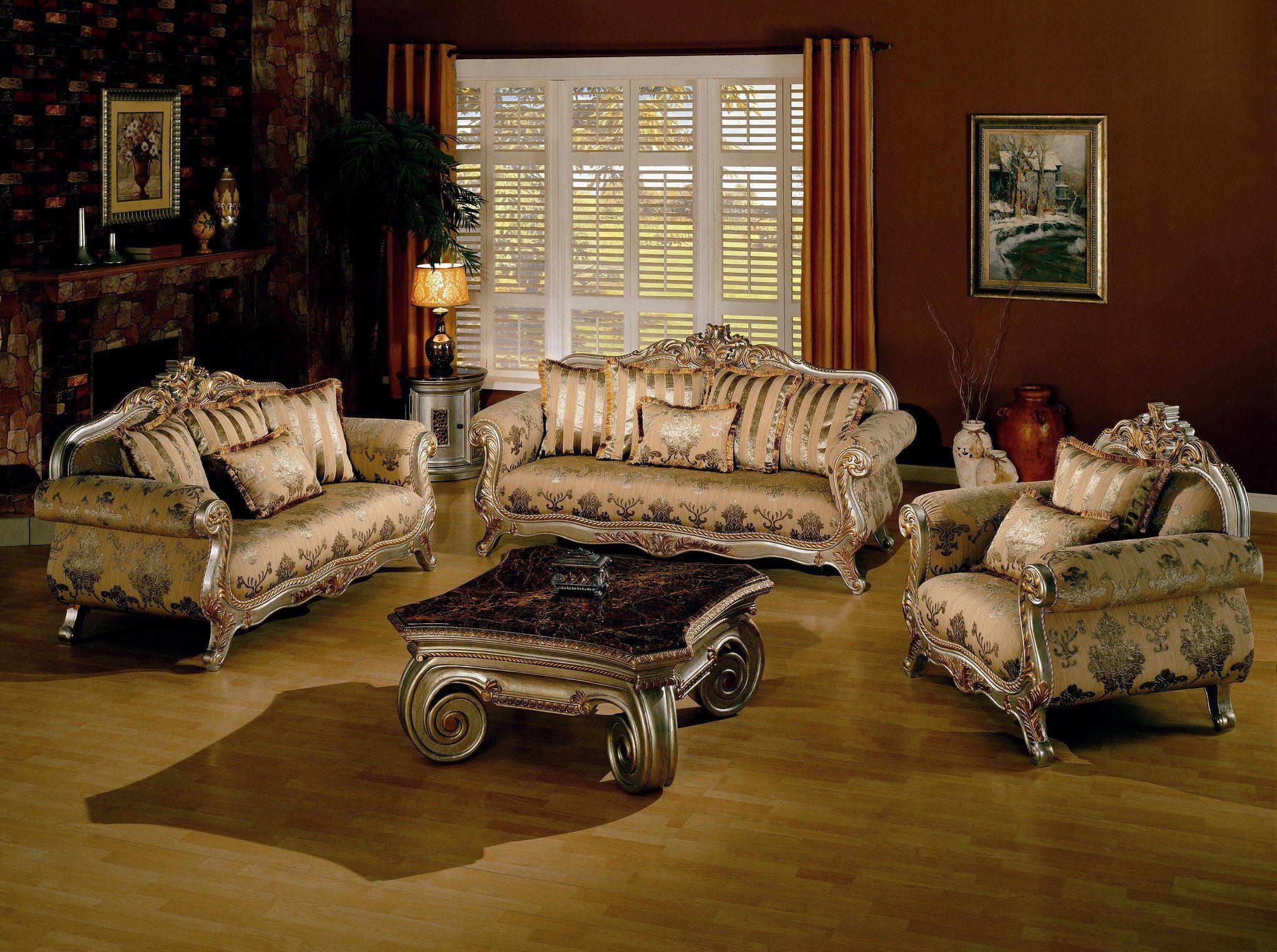 Silver sofa set sofa set marble top tables home decor