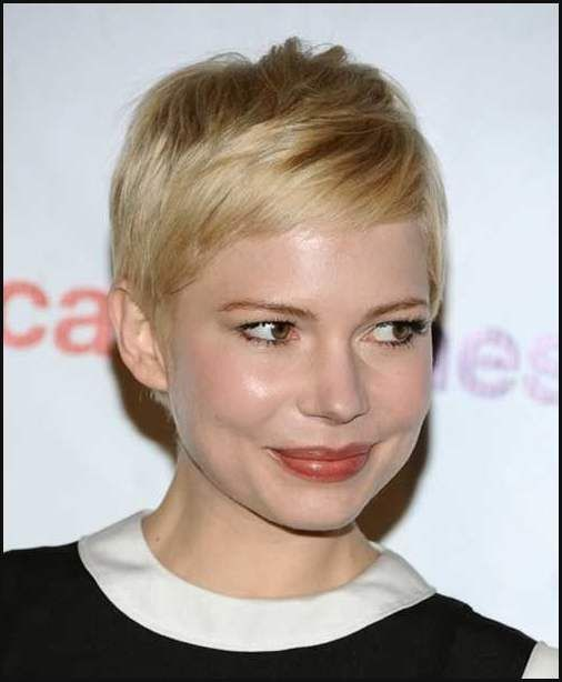 Nice 15 Super Michelle Williams Pixie Haircuts Frisur