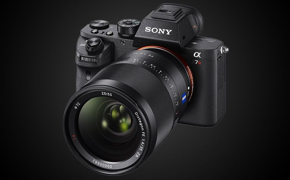 Sony A7RII - Game-changing full-frame camera - 5-axis IBIS, 42MP BSI ...