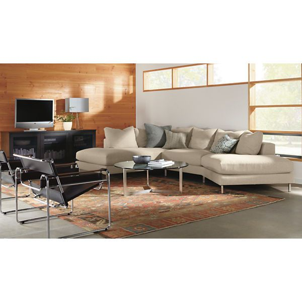 Reclining Sofa Hayes Sectionals Hayes Sectional in Tatum Fabric Living Room u Board