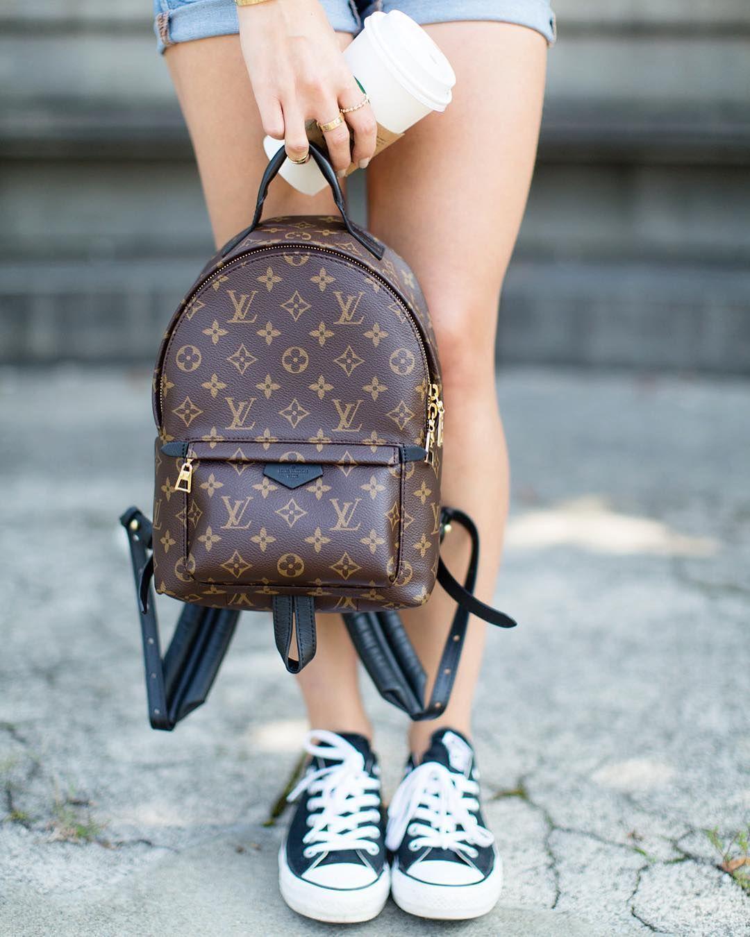 40e2e334de All eyes on 2017 Louis Vuitton palm spring PM backpack ...