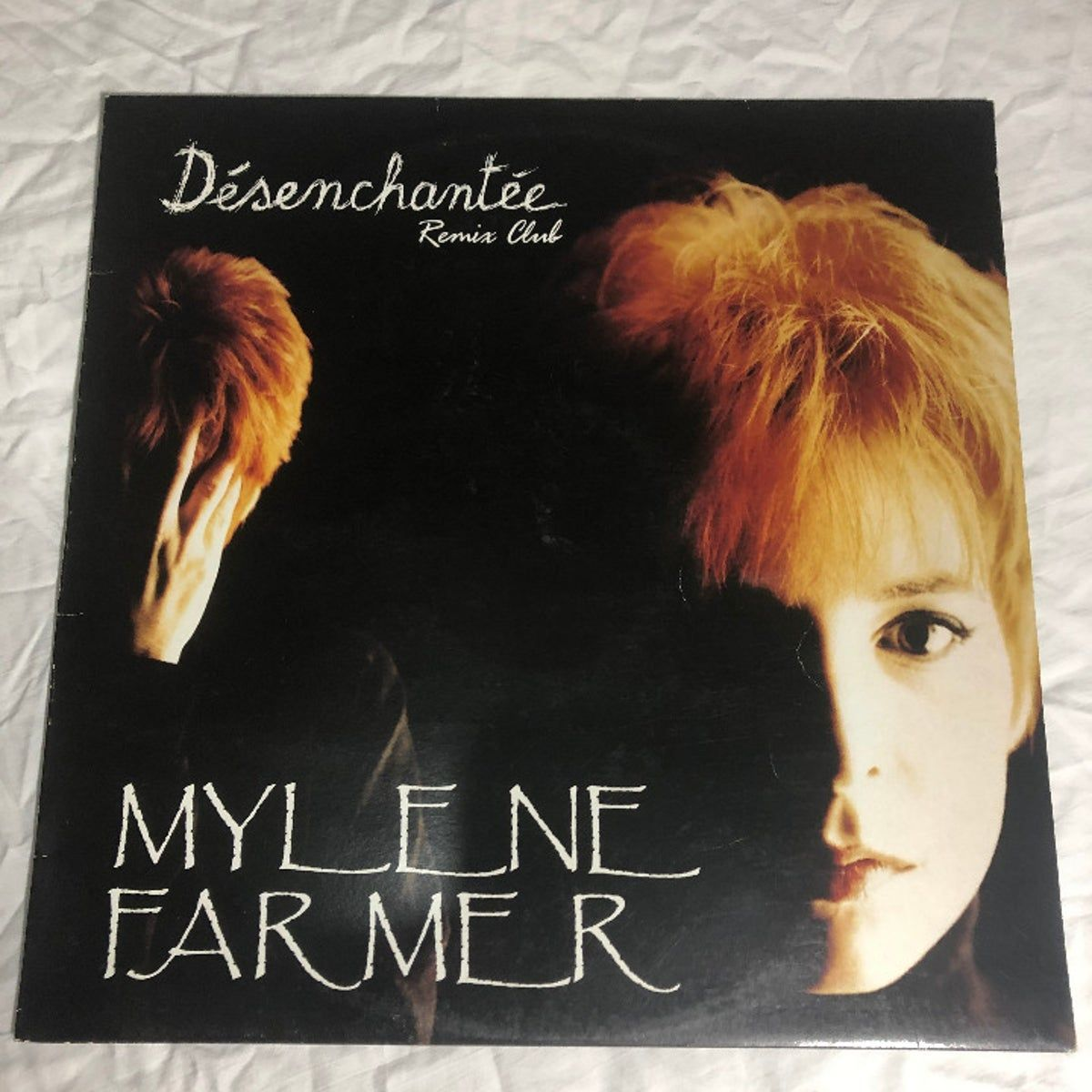 Mylène Farmer – Désenchantée Remix Club   Mylène farmer, Synth ...