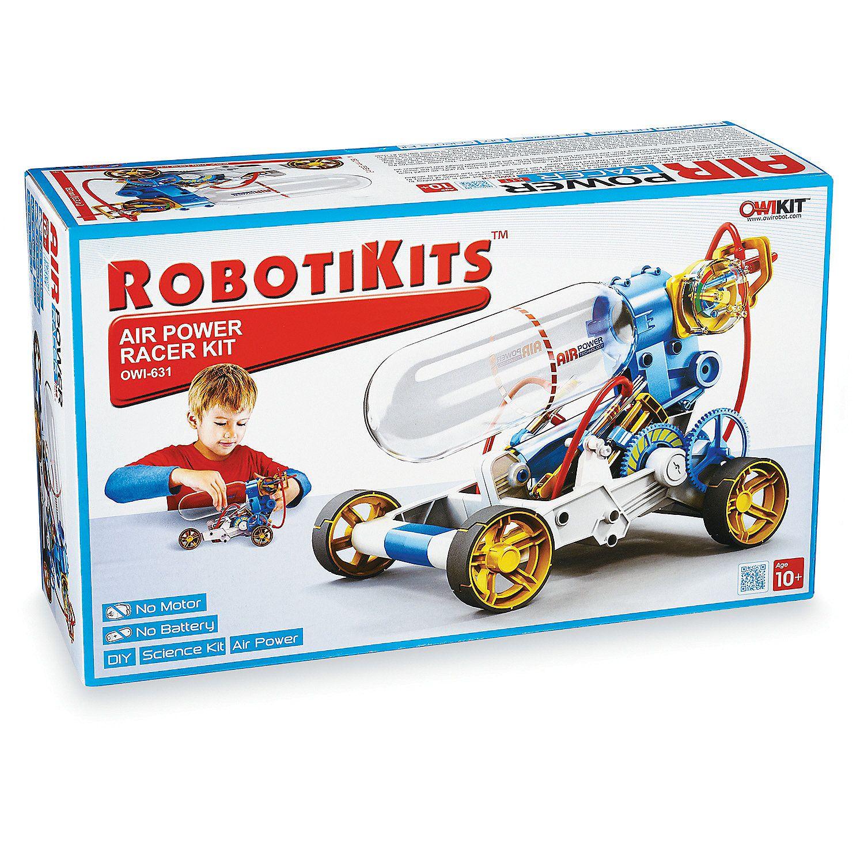 Air Power Racer Kit Educational toys for kids, Kids, Racer