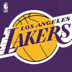 Nba Basketball Party Supplies La Lakers Lunch Napkins Los Angeles Lakers Los Angeles Lakers Basketball Lakers Basketball