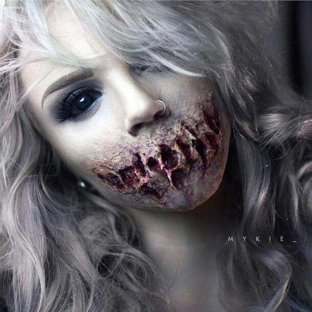 Pin by Miroslav Duda on TATOO DESIGNS Pinterest Tatoo designs - halloween horror makeup ideas