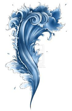 water dragon tribal tattoo google search tattoos pinterest rh pinterest ca tribal water lily tattoos tribal water lily tattoos