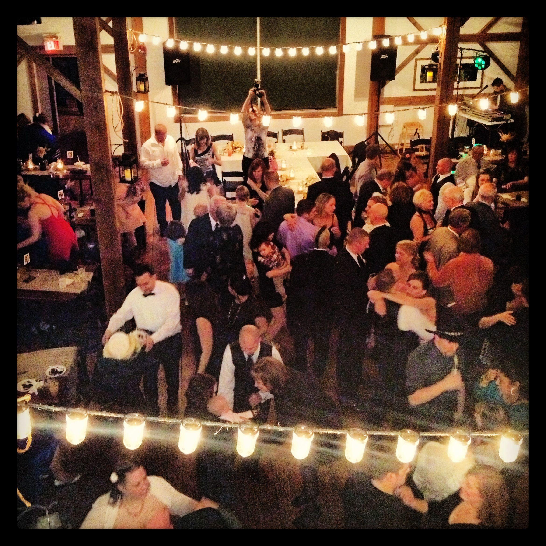 Byron Colby Barn Wedding: Country Themed Wedding At Byron Colby Barn In Grayslake