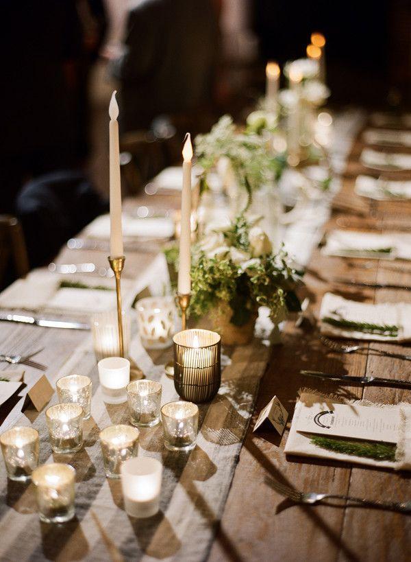 French Industrial Wedding Ideas #frenchindustrial