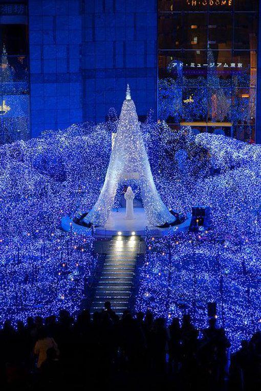 Luces de Navidad por todo el mundo! Christmas outdoor lights - Luces De Navidad