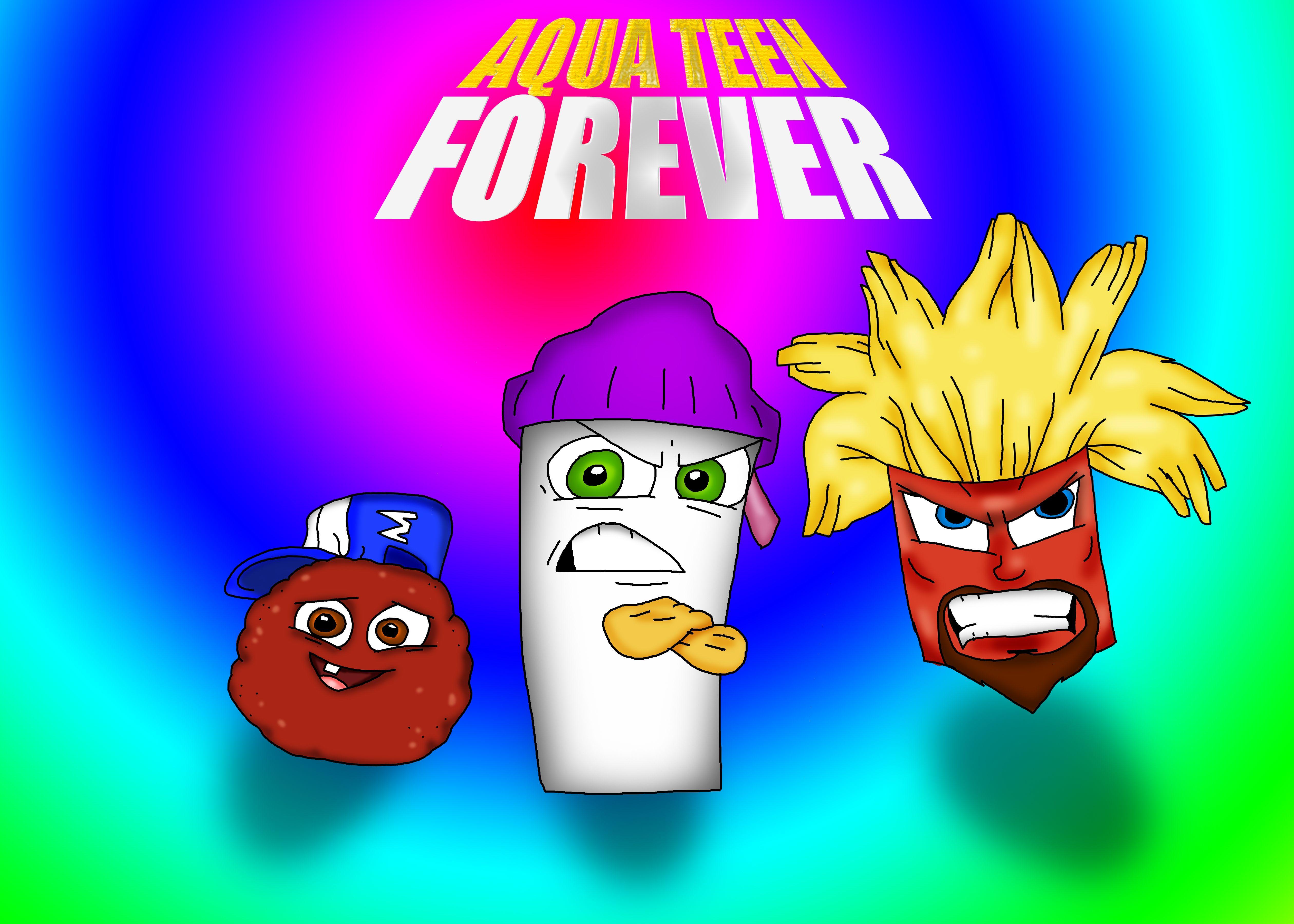 Pin On Aqua Teen Hunger Force