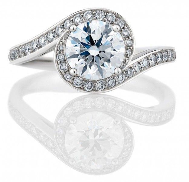 Bekannt 30 bagues de fiançailles originales | Ring, Engagement and Jewelery OC04