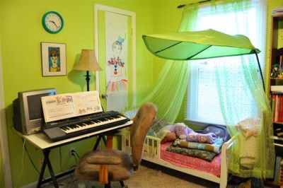 New Ikea Lova Green Leaf Childrens Bed Canopy Tent Garden Them Decor Childrens Bed Canopy Kid Beds Kids Bed Canopy