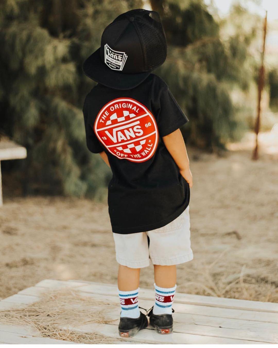 All new kids vans tees! 👌🏼🖤   Toddler