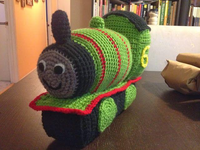 Percy - free crochet pattern | Crochet toys | Pinterest | Tejido ...