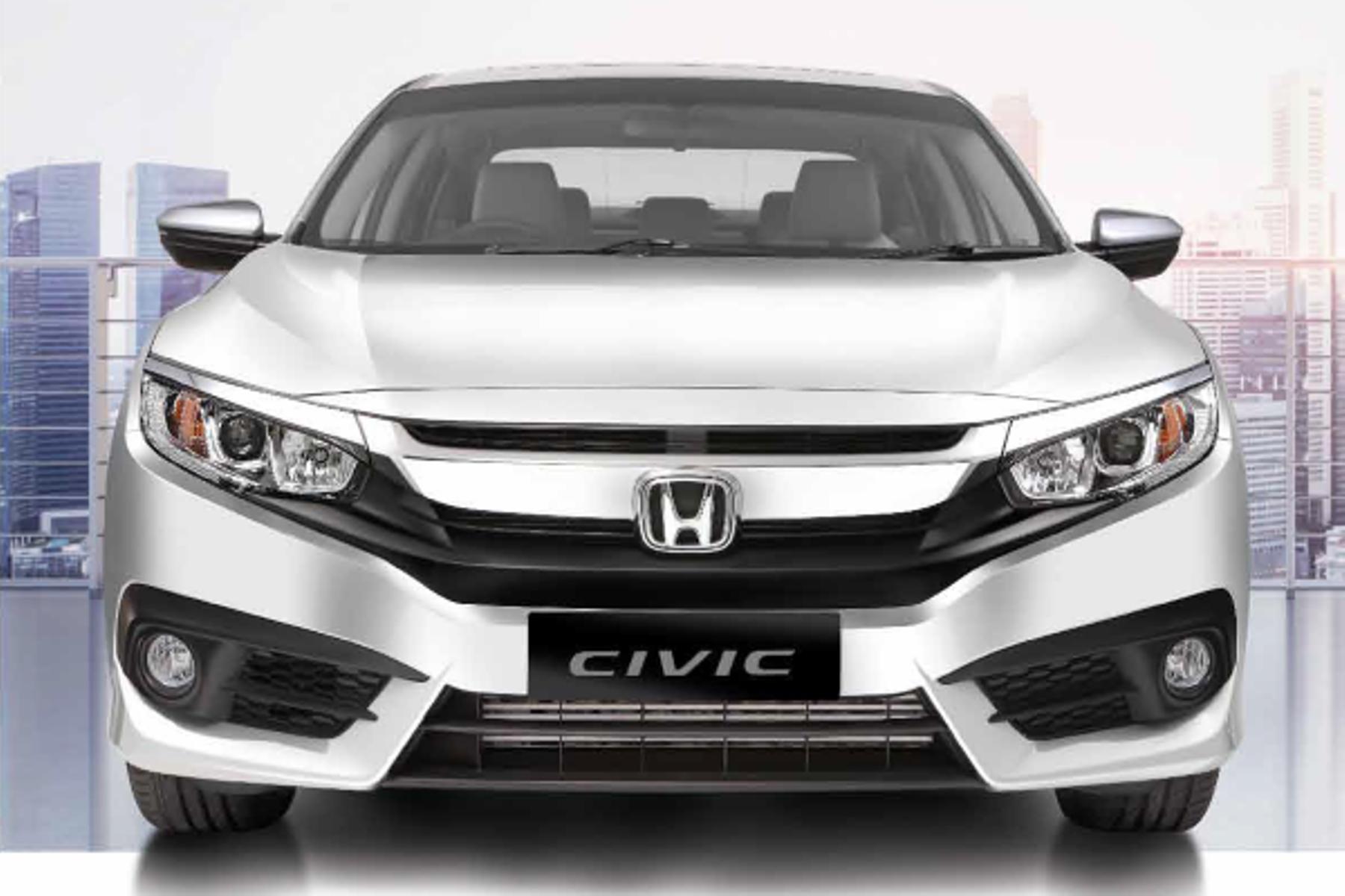Honda Civic 2019 Honda Civic Honda Civic Car Mid Size Car