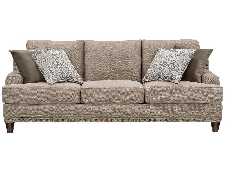 Slumberland Marwood Collection Driftwood Sofa Sofa Furniture Home Decor