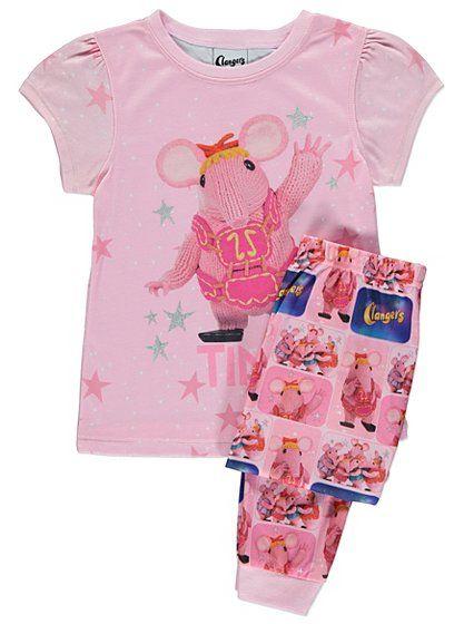 My Little Pony Equestria Girls Pyjama Short Sleeve Kids Sleepwear Set