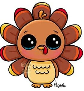 Thanksgiving Is Coming Pinterest Ninarose15 Cute Kawaii Drawings Thanksgiving Drawings Kawaii Doodles