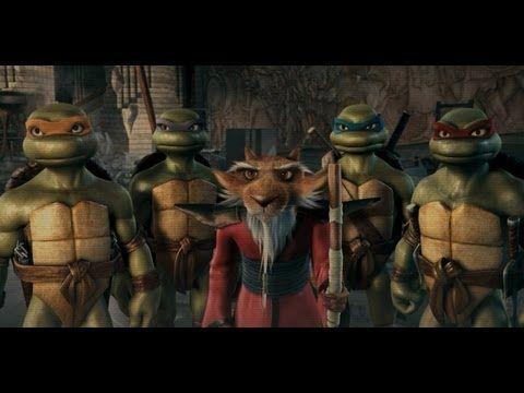 Tmnt 2007 Raphael Monster Youtube Tmnt Teenage Ninja Turtles