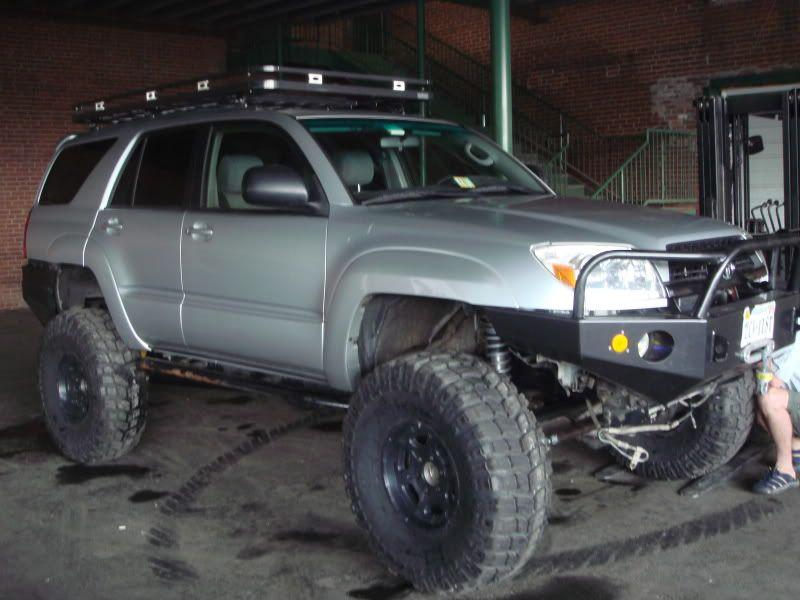 4th gen 4runner - Google Search | AntiZombie Vehicle ...