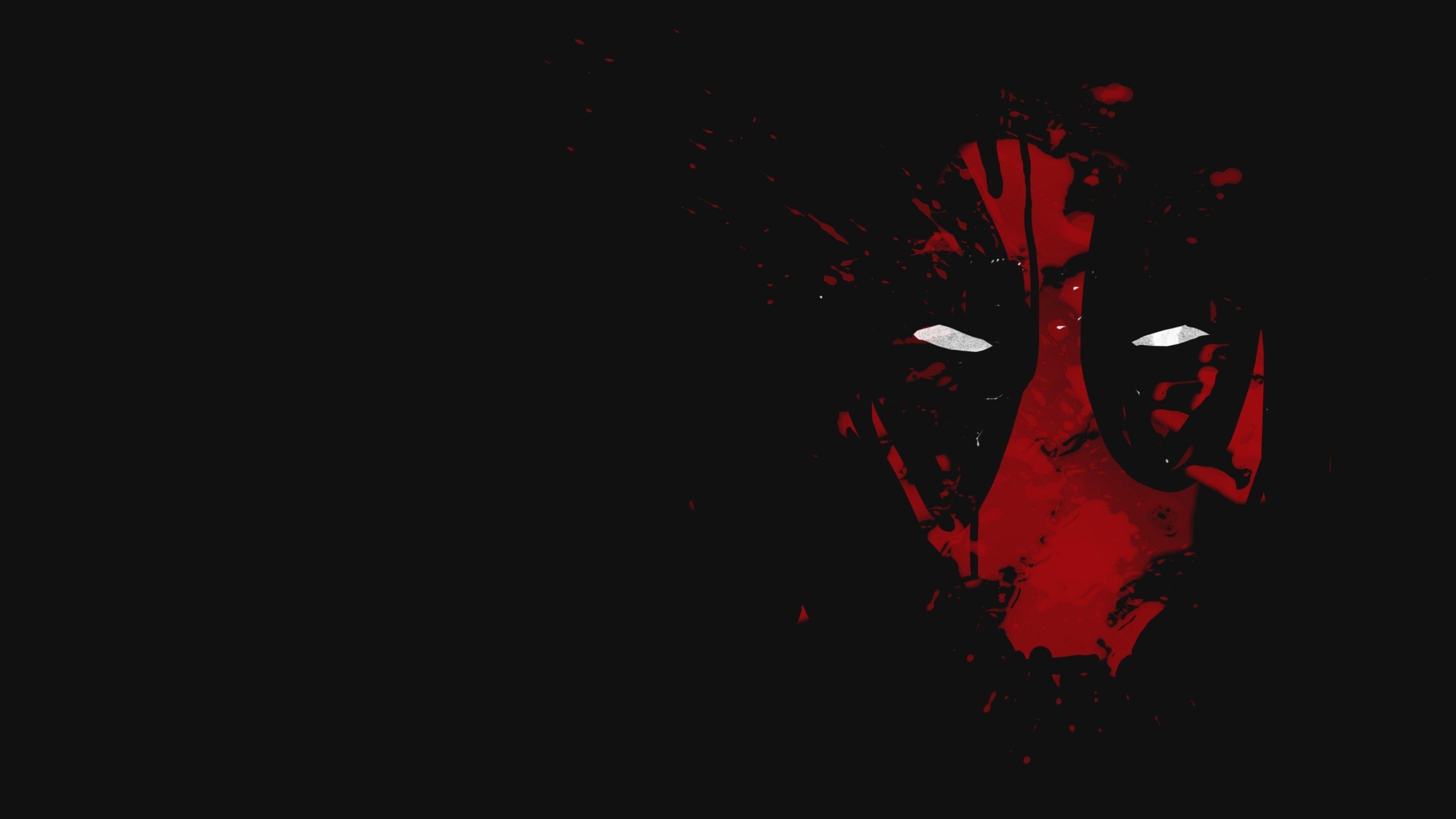 Awesome Laptop Backgrounds For Men Deadpool Wallpaper Deadpool Logo Wallpaper Computer Wallpaper Desktop Wallpapers