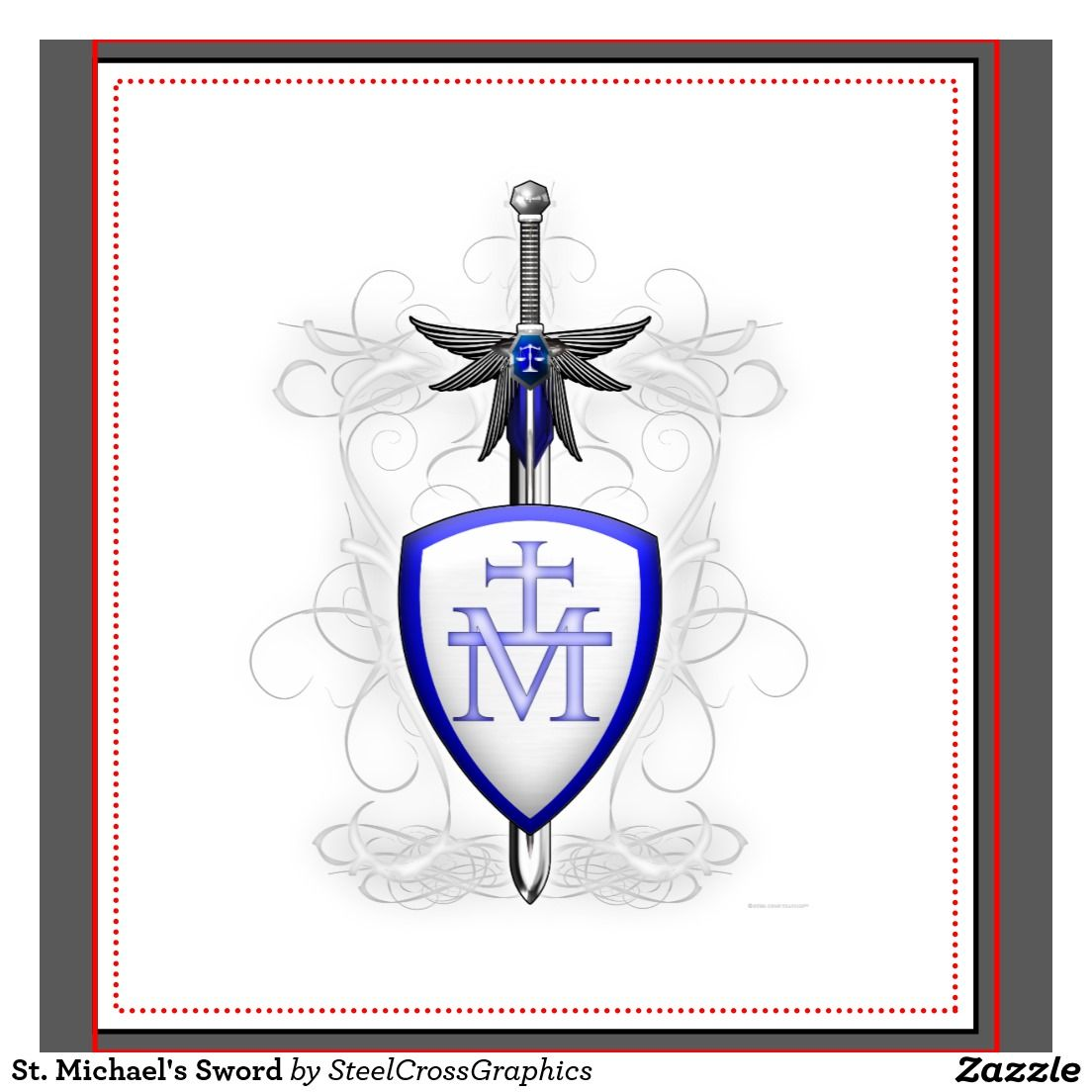 St michael the archangel sword symbols google search tattoo st michael the archangel sword symbols google search biocorpaavc Images