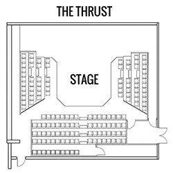 Stage 773 The Thrust