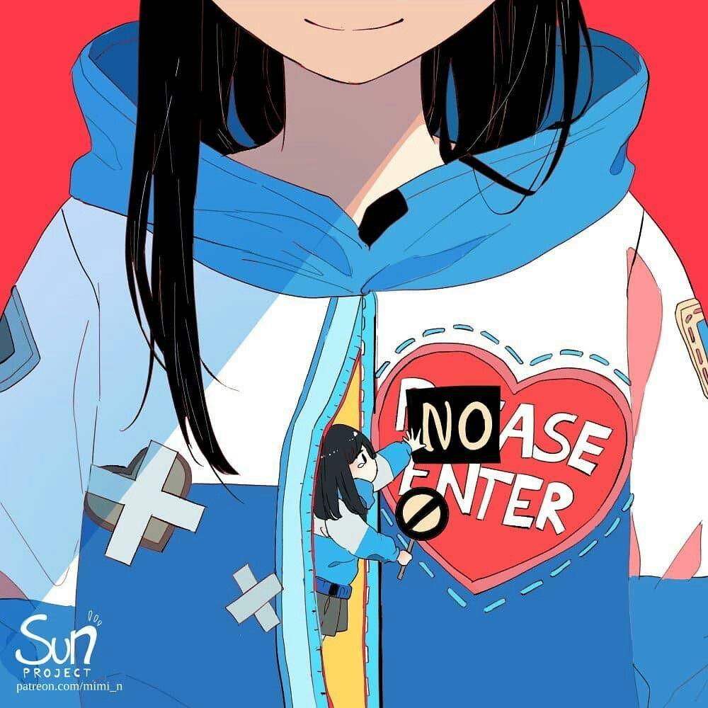 Pin oleh Rahma risfaul di avkd (Dengan gambar) Anime