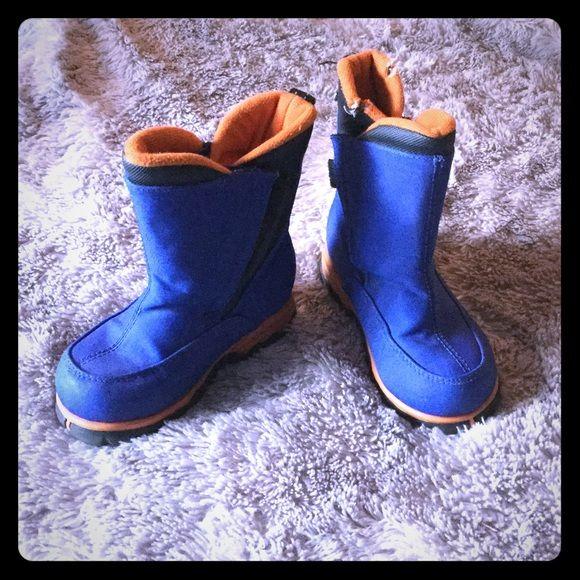 Lands end boys boots. | Boys boots