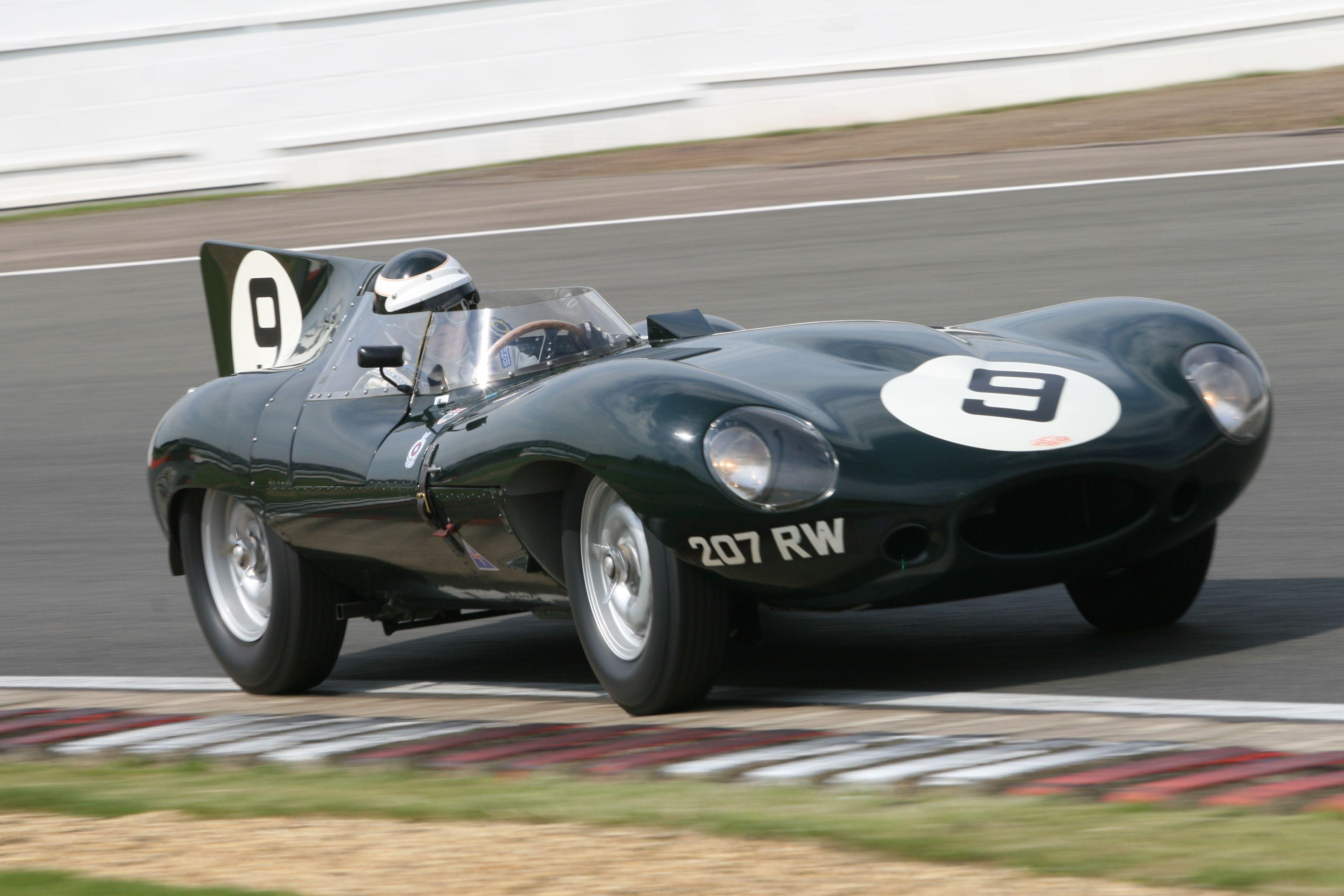 Dtype jaguar jaguar racing sports cars
