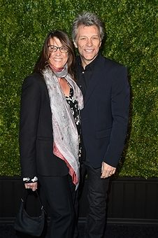 Dorothea Hurley And Jon Bon Jovi Attend The Chanel Tribeca Film