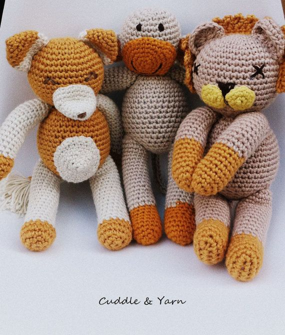 SPECIAL OFFER -Crochet Soft Toys, Photoshoot Gift, Crochet Animals, Newborn soft toys, Newborn Photo Prop.