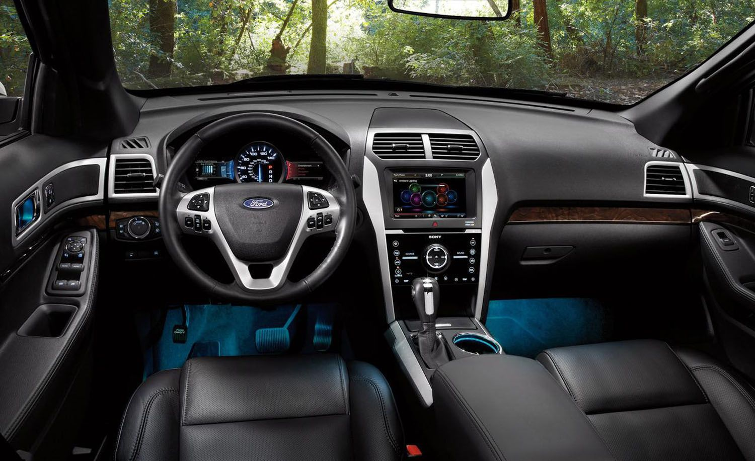 2014 Ford Expedition Interior With Images 2013 Ford Explorer
