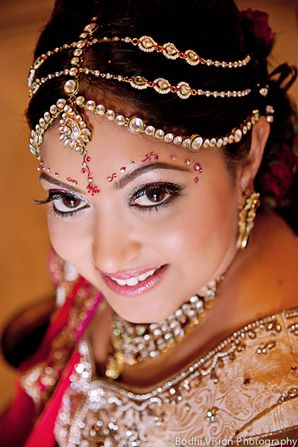 Indian Wedding Bridal Makeup Hair Jewelry Http Maharaniweddings Gallery