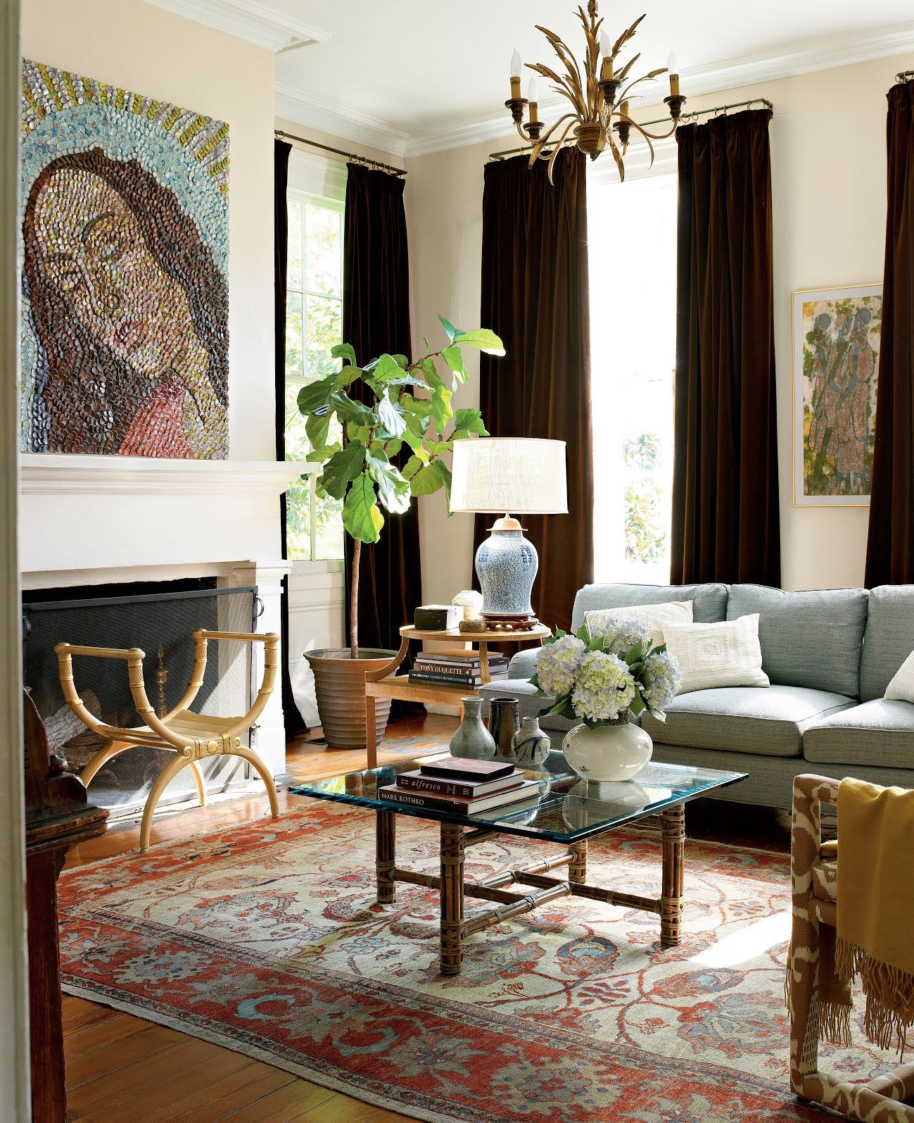 23 Traditional Living Rooms For Inspiration: 108 Living Room Decorating Ideas