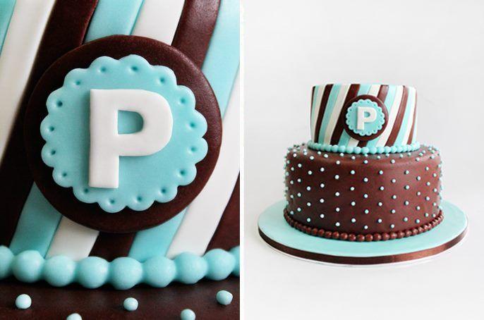 Pedro's Communion Cake
