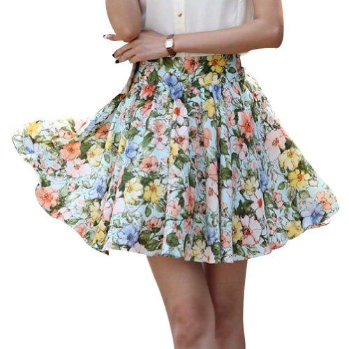 Women'S New 2013 Skirts Peng-Peng Summer Large Floral Skirt Chiffon Skirt Vangood,http://www.amazon.com/dp/B00DL04VQ0/ref=cm_sw_r_pi_dp_URbksb0KK9MDPRPR