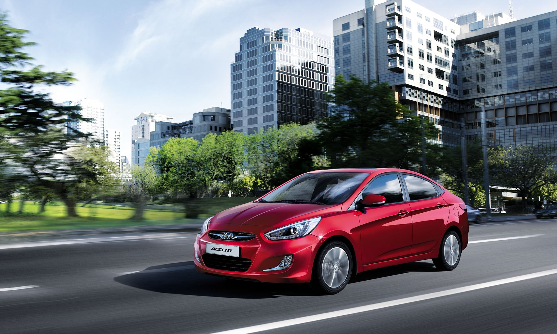 The Face Lifted Hyundai Accent Available At Mynm Hyundai Accent New Hyundai Hyundai