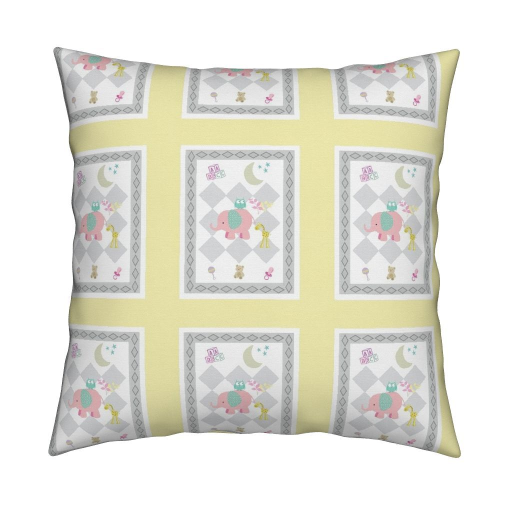 Pin By Drape Studio On Kids Home Decor Square Throw Pillow Throw Pillows Pillows