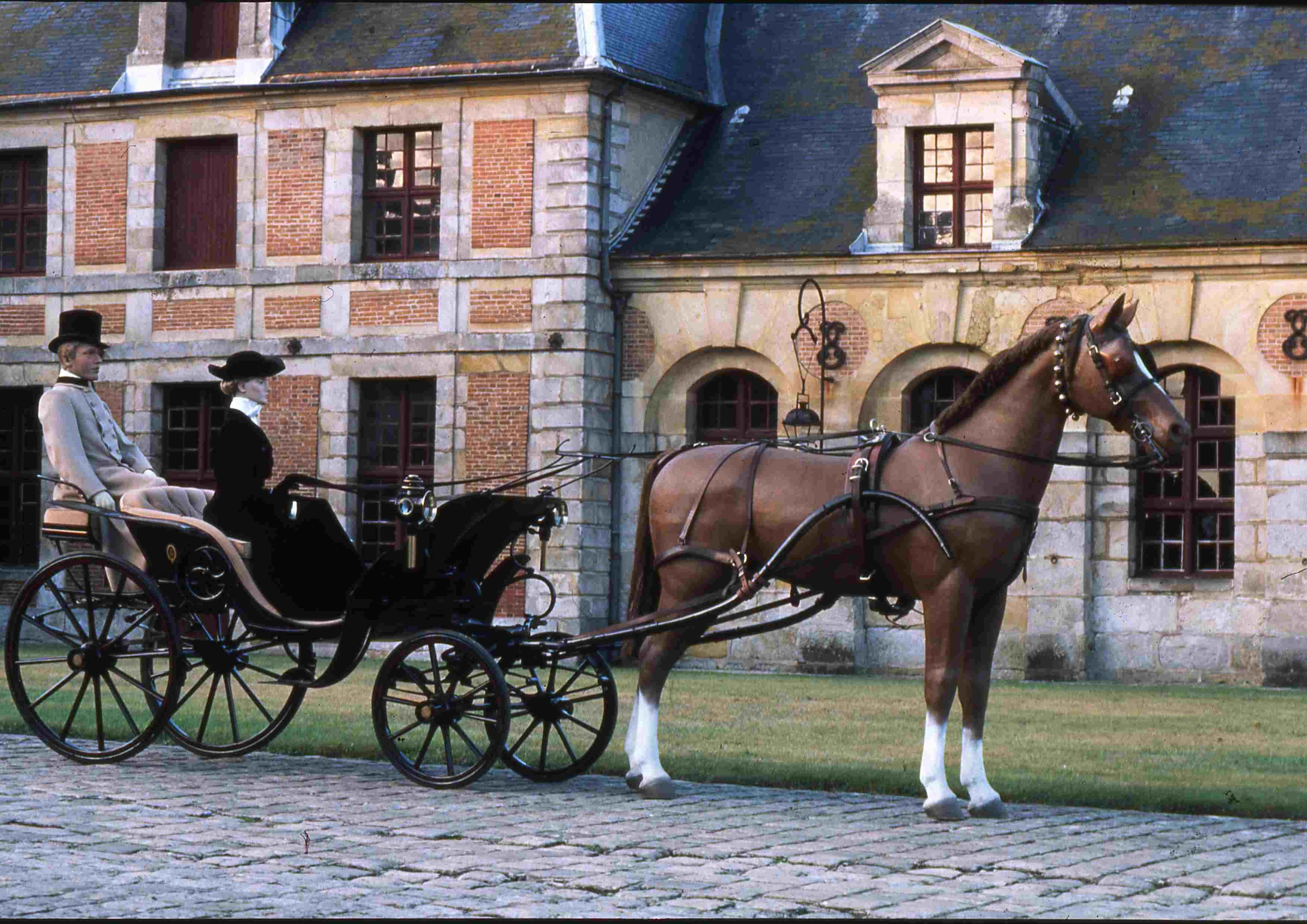 Le Musée des équipages - Château de Vaux-le-Vicomte