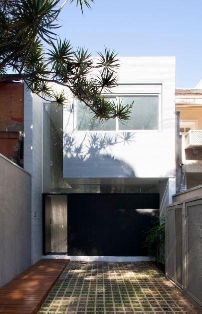 Analizaremos una casa de dos pisos con terraza en la azotea