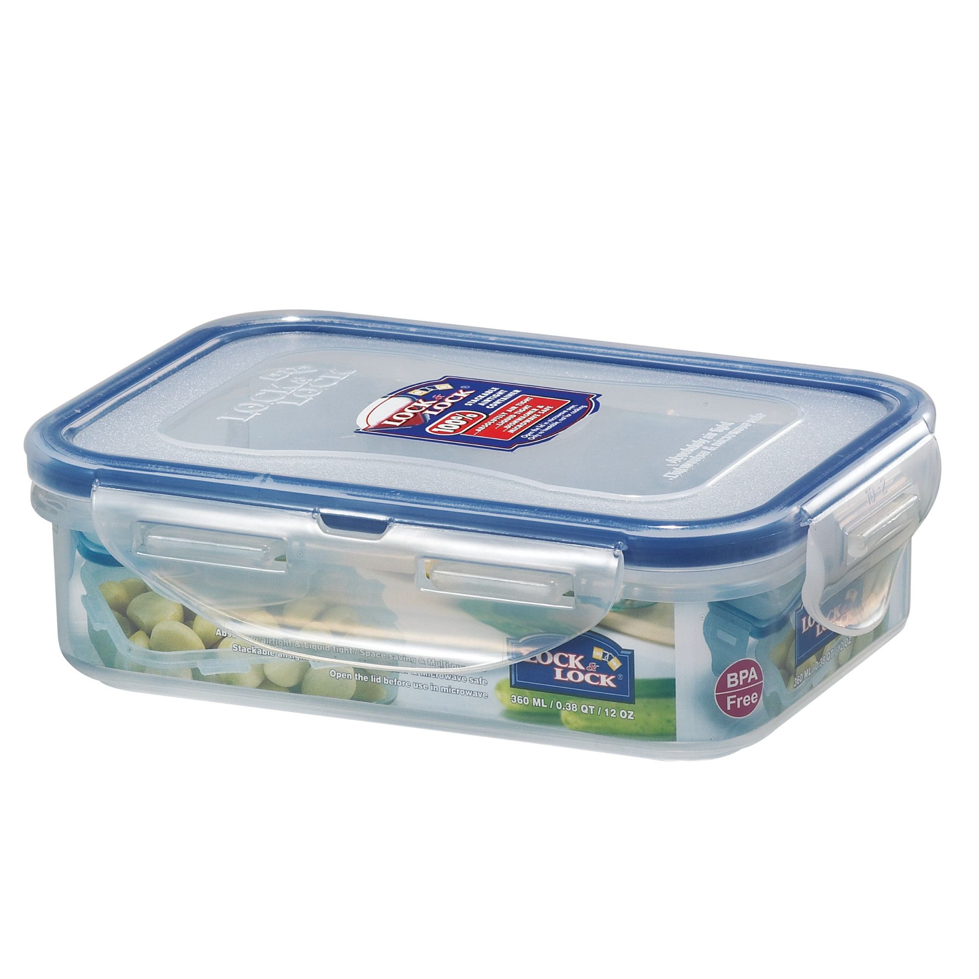 Free 2 Day Shipping On Qualified Orders Over 35 Buy Lock Lock Easy Essentials Rectangula Airtight Food Storage Airtight Food Storage Containers Lock N Lock