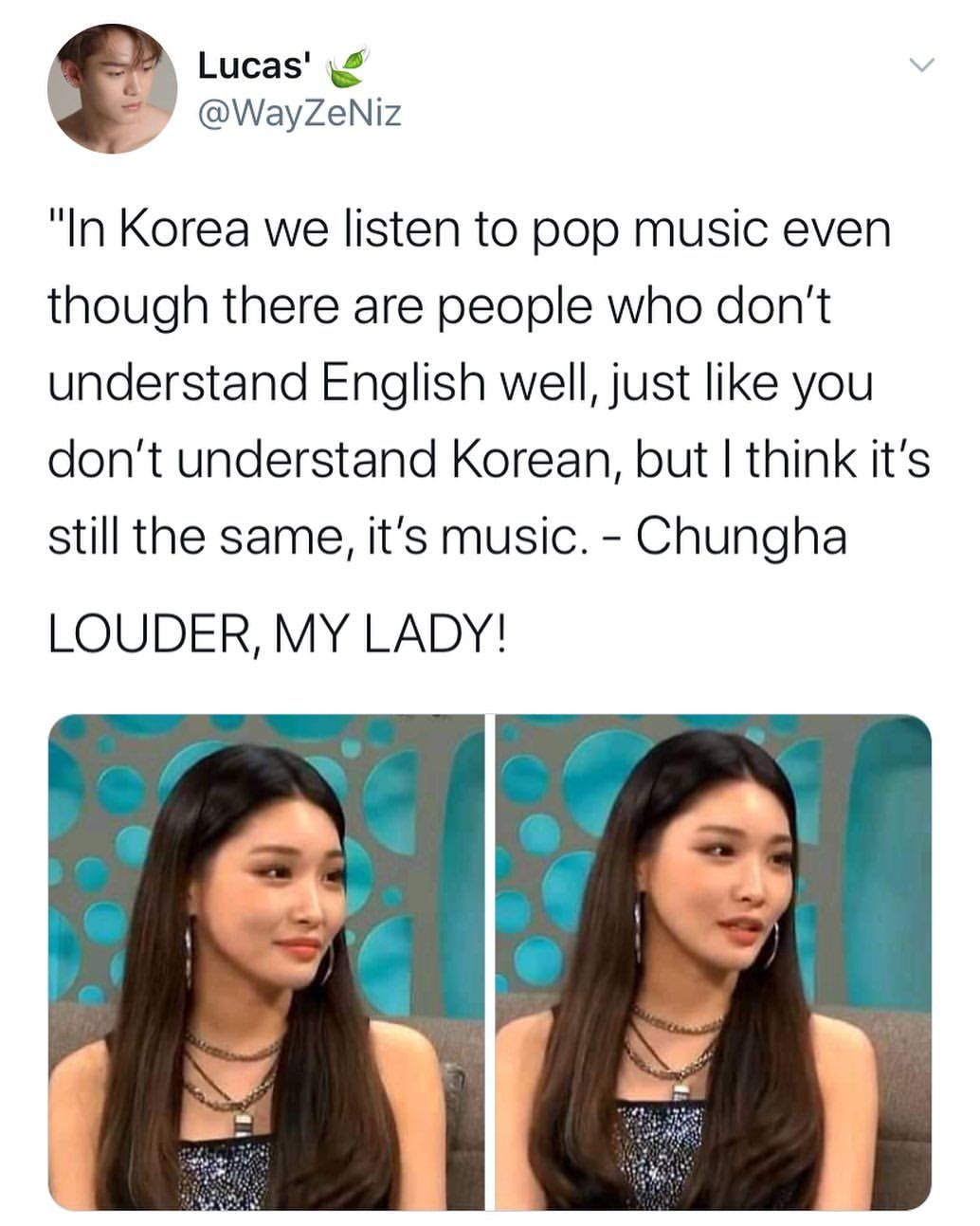 Kpop Memes Vids On Instagram Period Chungha Also Why Do I Keep Looking For P1 Tickets For Skz Other Shows As If I Kpop Memes Funny Kpop Memes Kpop Quotes