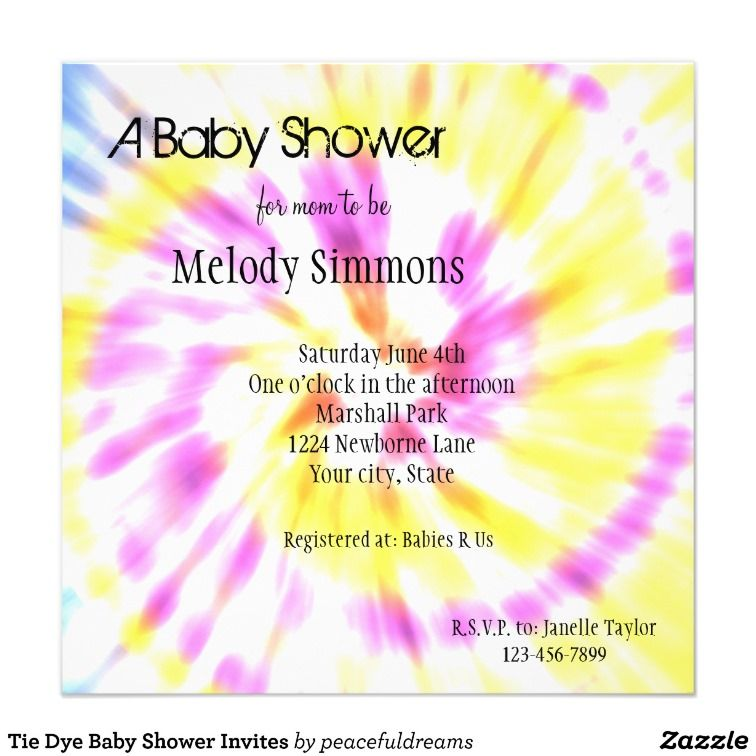 Tie dye baby shower invites 01 ss baby showers of blessings tie dye baby shower invites filmwisefo