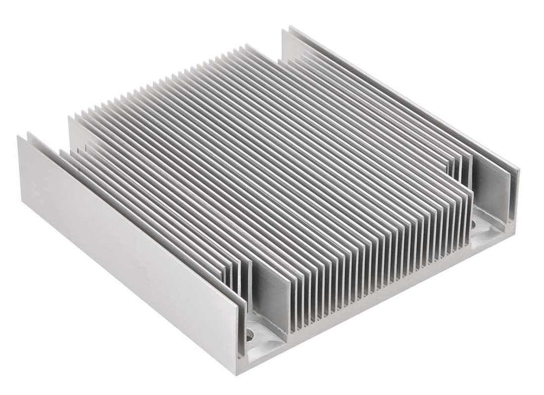 heat sink or building skin | Iso | Aluminum radiator